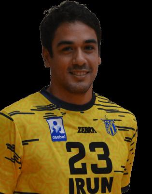 Rodrigo Salinas Balonmano